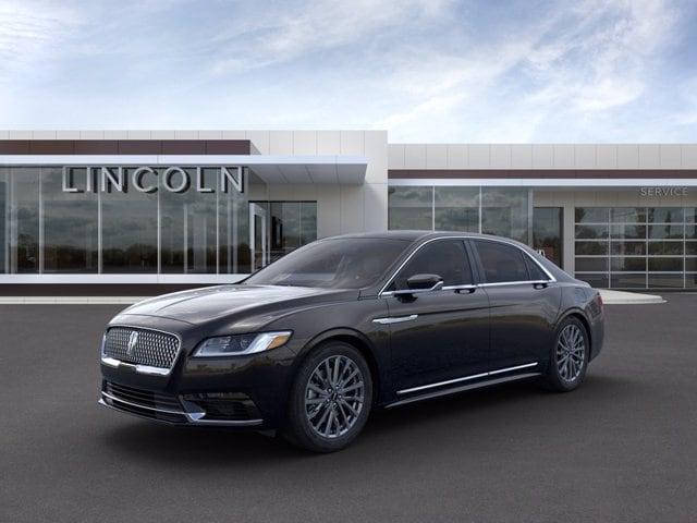 2020 Lincoln Continental 4dr Car