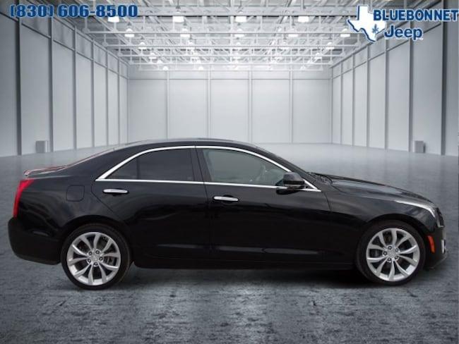 Used 2015 Cadillac ATS Sedan Performance RWD Sedan for sale or lease in Braunfels, TX