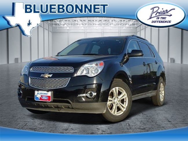 Used 2015 Chevrolet Equinox LT LT AWD for sale or lease in Braunfels, TX
