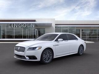 2020 Lincoln Continental 4dr Car Standard