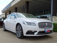 New 2019 Lincoln Continental Select FWD Select 1LN6L9SK0K5602807 for sale or lease in Braunfels, TX