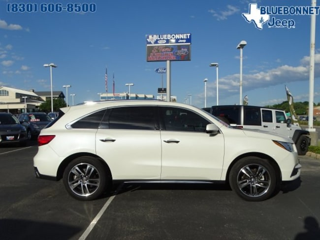 Used 2017 Acura MDX with Advance Pkg FWD w/Advance Pkg for sale or lease in Braunfels, TX