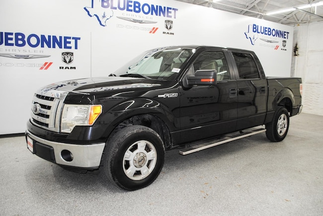 2012 Ford F-150 XLT Truck SuperCrew Cab