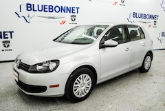 2014 Volkswagen Golf w/Conv & Sunroof Hatchback