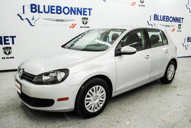 2014 Volkswagen Golf w/Conv & Sunroof Hatchback
