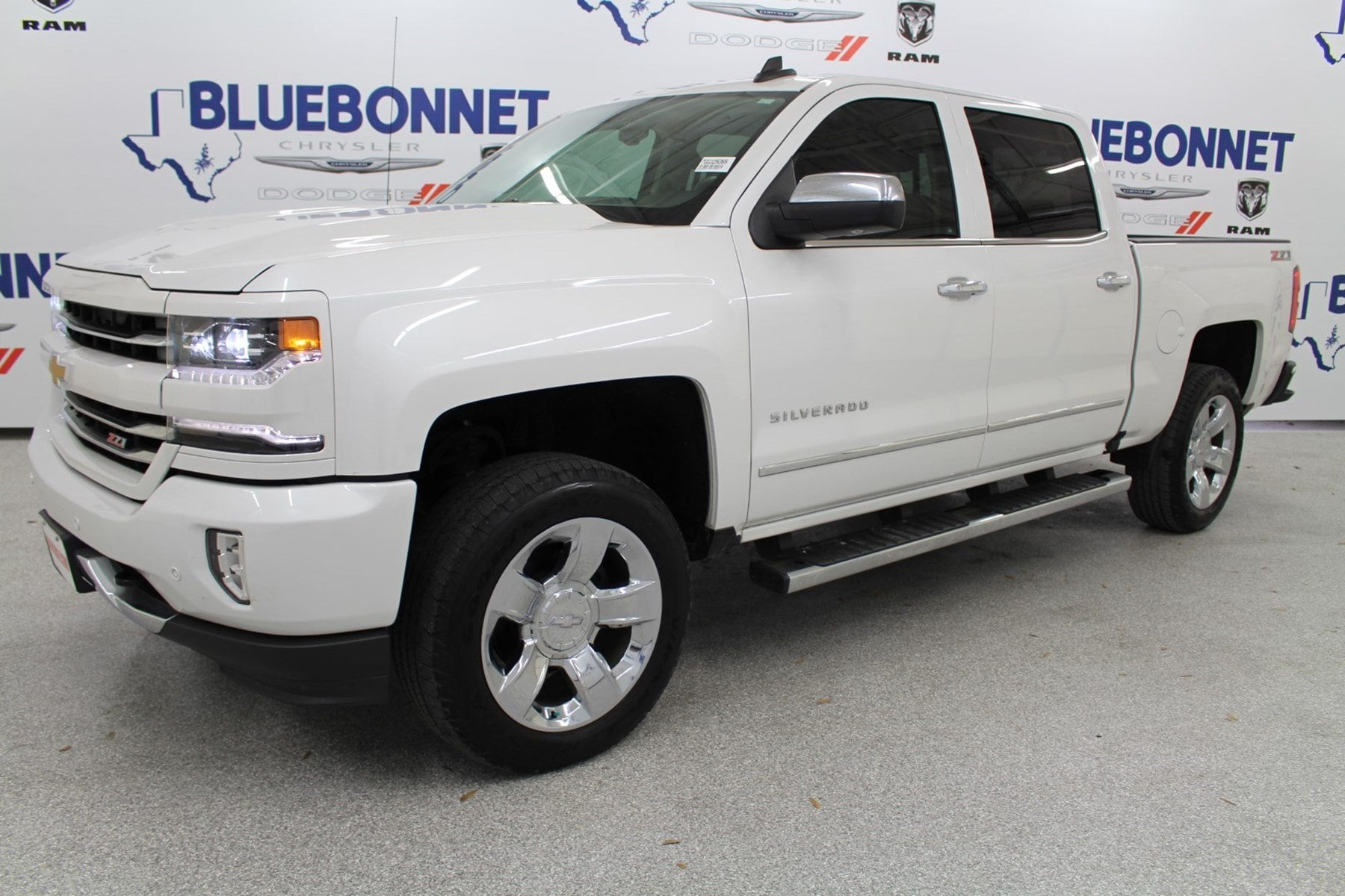 Used 2016 Chevrolet Silverado 1500 For Sale in New Braunfels TX