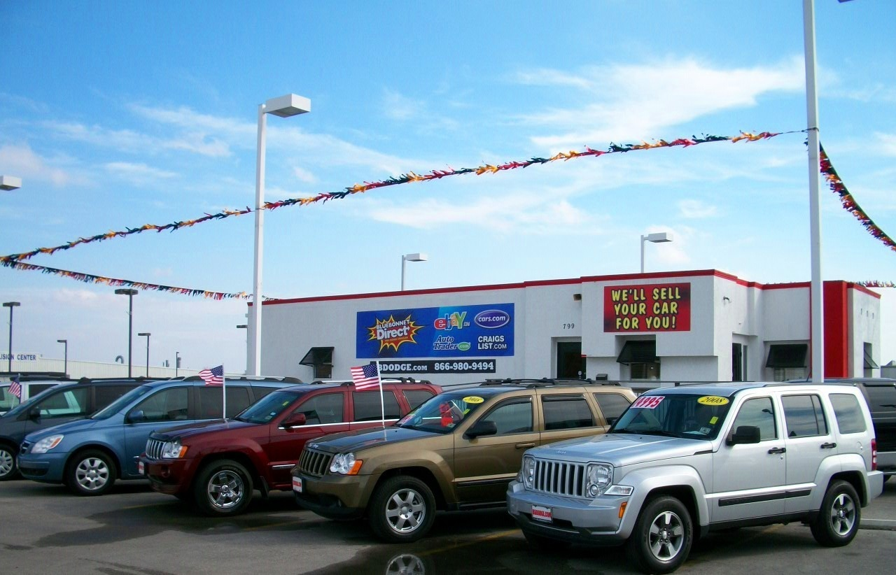 Nice car dealerships new braunfels tx ensign classic for Bluebonnet motors new braunfels used cars