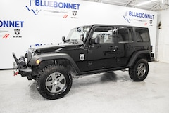 2011 Jeep Wrangler Unlimited Rubicon SUV