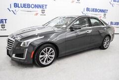 2018 CADILLAC CTS Luxury RWD Sedan