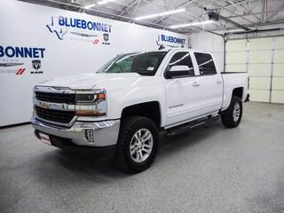 Used 2016 Chevrolet Silverado 1500 LT Truck Crew Cab in San Antonio