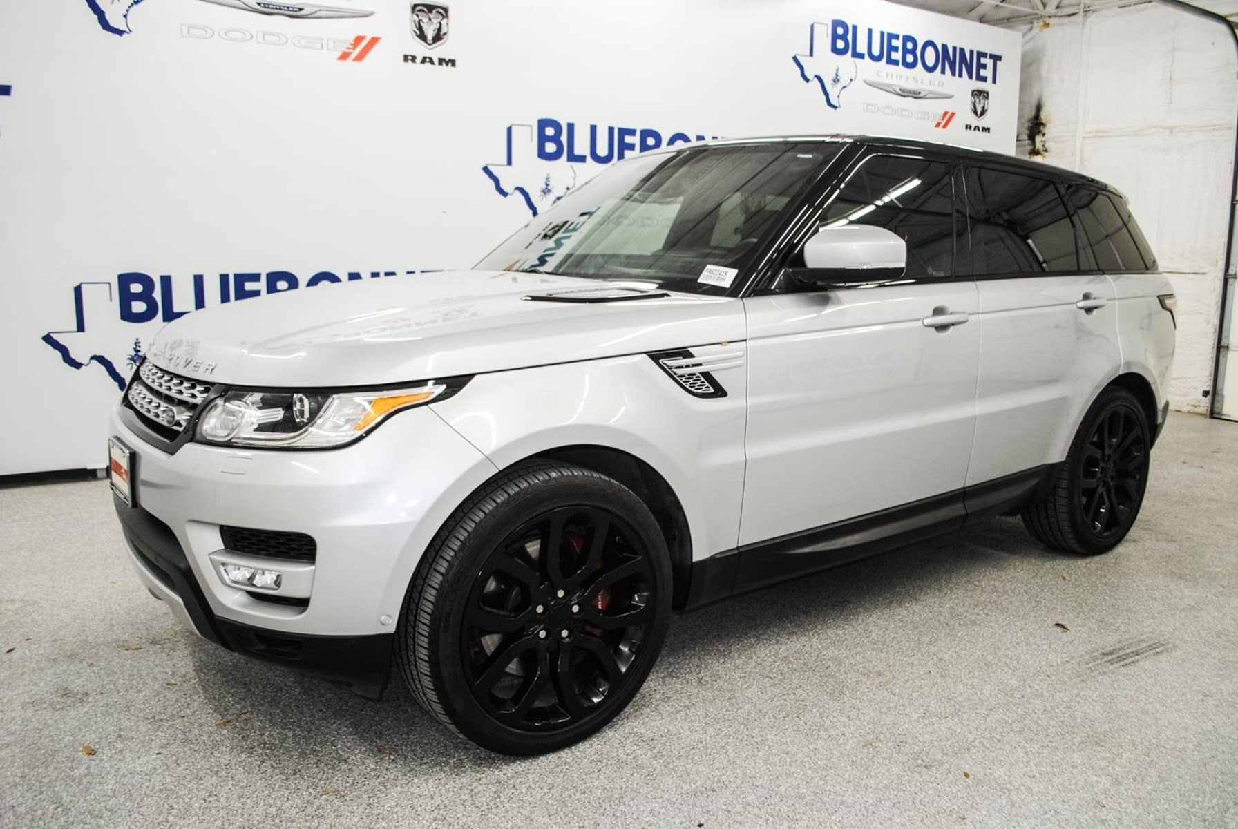 2015 Land Rover Range Rover Sport Supercharged SUV