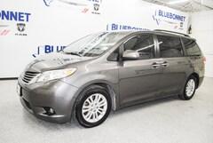 2013 Toyota Sienna XLE Van