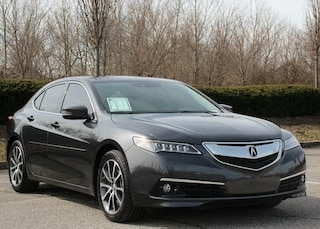 2015 Acura TLX TLX 3.5 V-6 9-AT P-AWS with Advance Package Sedan