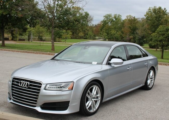Used 2016 Audi A8 For Sale At Audi Louisville Vin Wau43afd5gn011935
