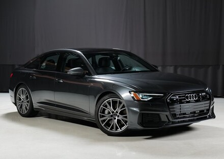 2022 Audi A6 55 Premium Plus Sedan