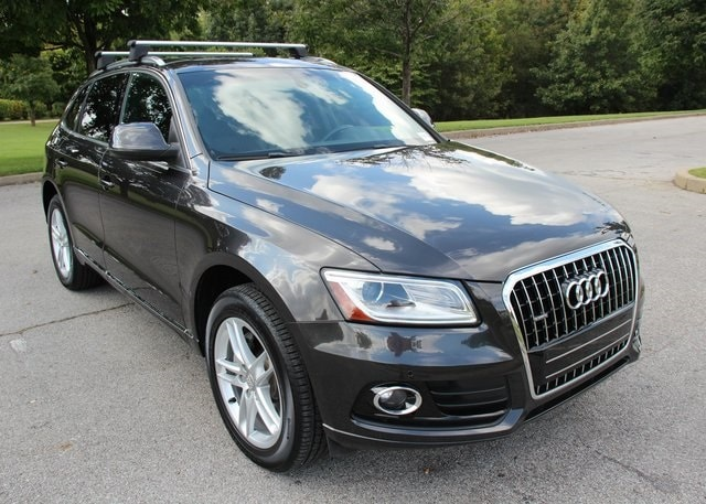 Certified Audi Q5 TDI For Sale Louisville