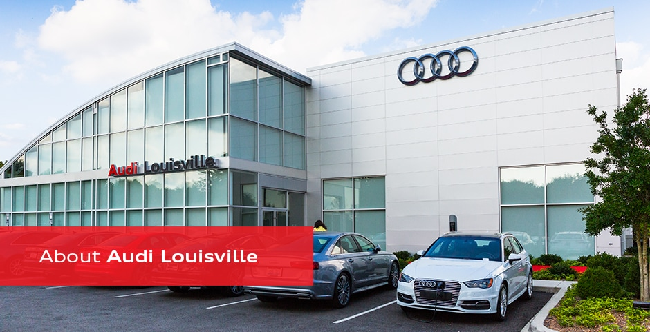 Blue Grass Audi of Louisville