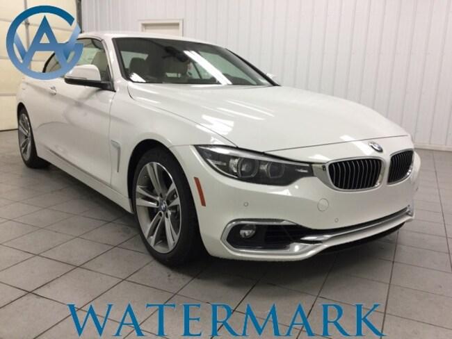 2019 BMW 440i Convertible