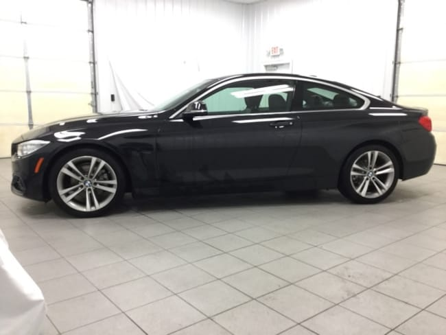 Pre-Owned 2016 BMW 428i For Sale at Bluegrass BMW   VIN