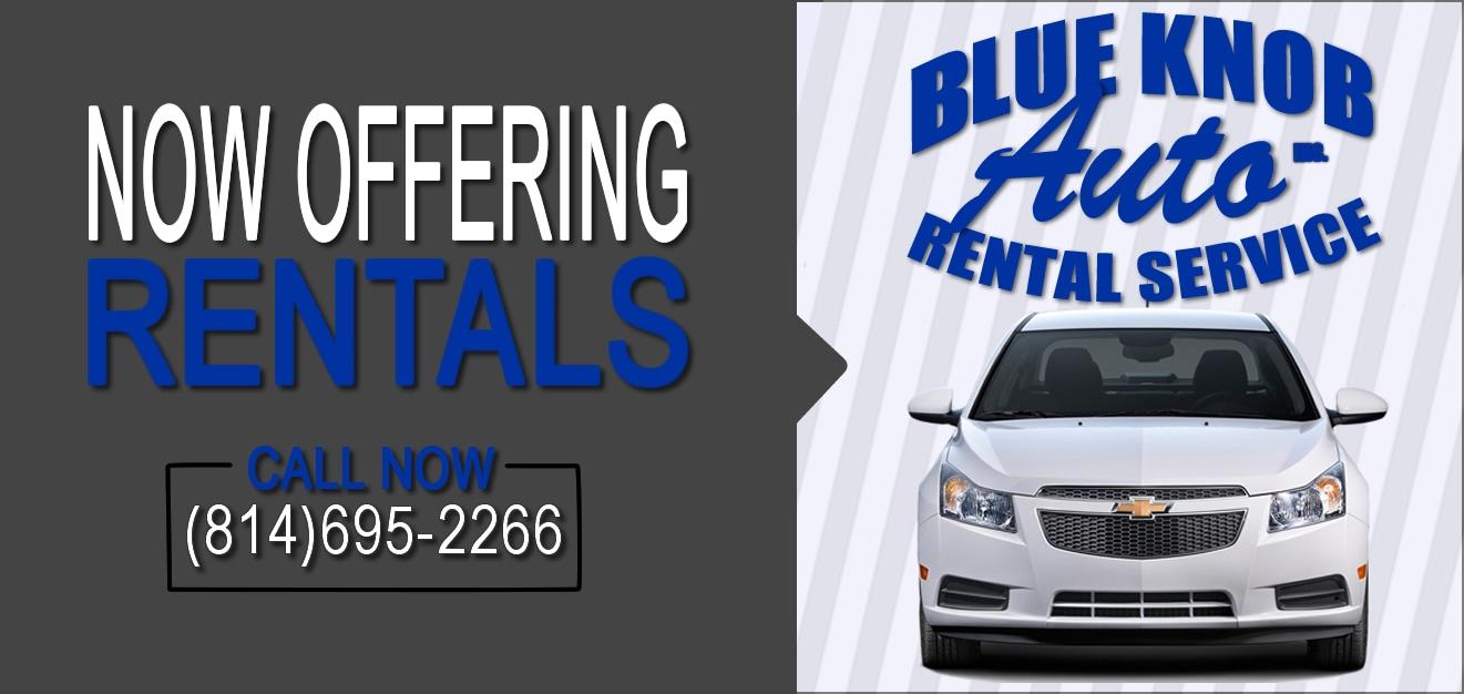 Used Car, Truck, & SUV Dealer | Blue Knob Auto Sales, Duncansville, PA