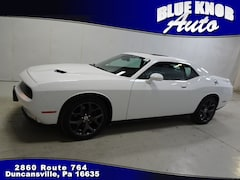 Buy a used 2018 Dodge Challenger SXT Coupe for sale in Duncansville PA