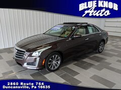 Pre-owned Vehicles for sale 2016 CADILLAC CTS 2.0L Turbo Luxury Collection Sedan in Duncansville, PA