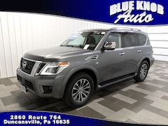 Buy a used 2019 Nissan Armada SL SUV for sale in Duncansville PA