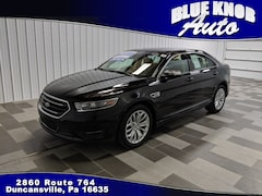 Buy a used 2019 Ford Taurus Limited Sedan for sale in Duncansville PA
