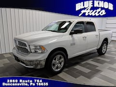 Buy a used 2017 Ram 1500 BIG HORN Truck Crew Cab for sale in Duncansville PA