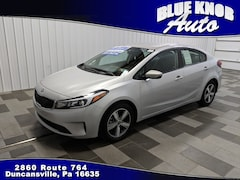Buy a used 2018 Kia Forte LX Sedan for sale in Duncansville PA