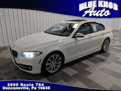 Used 2016 BMW 528i xDrive Sedan for sale in Duncansville PA