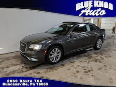 Buy a used 2018 Chrysler 300 Limited Sedan for sale in Duncansville PA