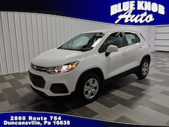 Vehicles Under $15K for sale 2018 Chevrolet Trax LS SUV in Duncansville, PA