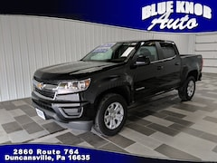 Used 2019 Chevrolet Colorado for sale in Duncansville PA