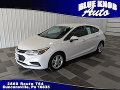 Buy a used 2018 Chevrolet Cruze LT Auto Hatchback for sale in Duncansville PA