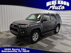 Buy a used 2019 Toyota 4Runner SR5 Premium SUV for sale in Duncansville PA