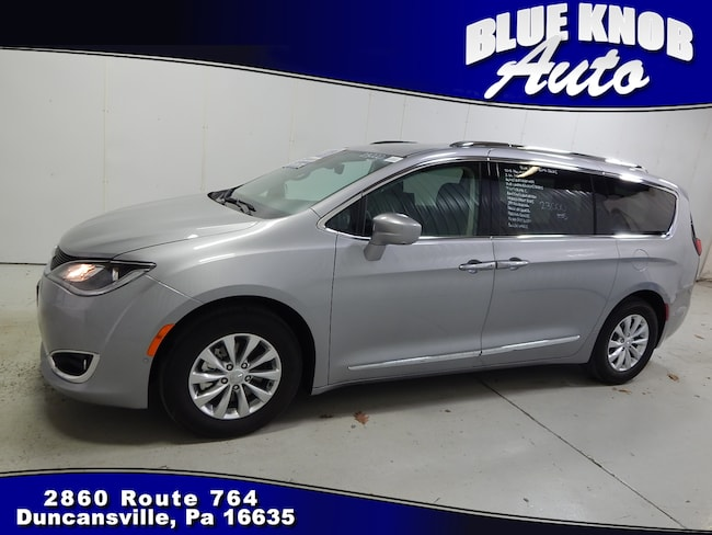 eca7caab78df81 Used 2018 Chrysler Pacifica For Sale in Duncansville