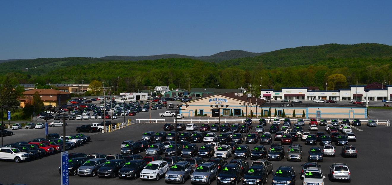Blue Knob Auto Inventory >> Blue Knob Auto Sales | Get More Car for Less Money by ...