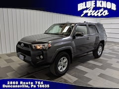 Buy a used 2019 Toyota 4Runner SR5 SUV for sale in Duncansville PA