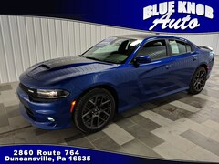 Buy a used 2019 Dodge Charger DAYTONA Sedan for sale in Duncansville PA