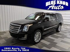 Pre-owned Vehicles for sale 2016 CADILLAC Escalade ESV Platinum SUV in Duncansville, PA