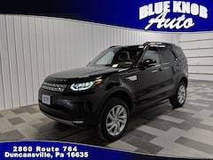 Pre-owned Vehicles for sale 2017 Land Rover Discovery HSE SUV in Duncansville, PA