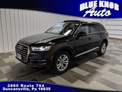 Pre-owned Vehicles for sale 2018 Audi Q7 3.0T Premium SUV in Duncansville, PA