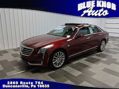 Pre-owned Vehicles for sale 2016 CADILLAC CT6 3.6L Premium Luxury Sedan in Duncansville, PA