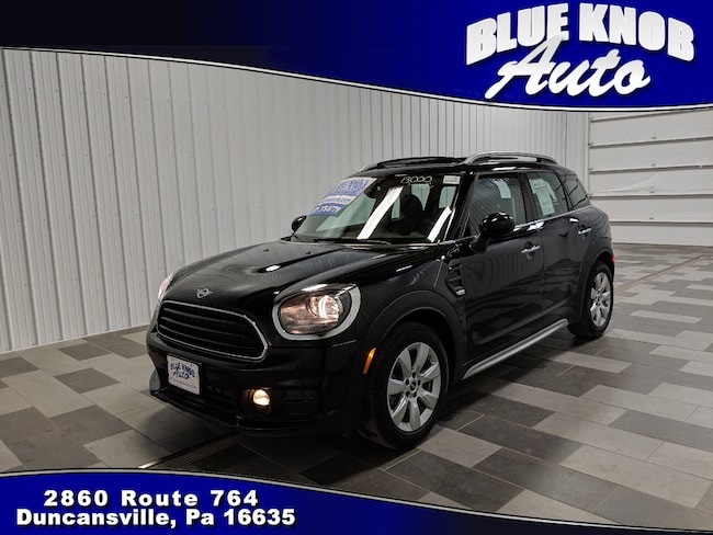Used 2019 Mini Countryman For Sale In Duncansville Pa