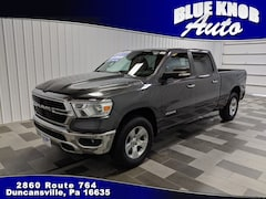 Buy a used 2019 Ram 1500 BIG HORN Truck Crew Cab for sale in Duncansville PA