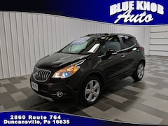 Pre-owned Vehicles for sale 2016 Buick Encore Convenience SUV in Duncansville, PA