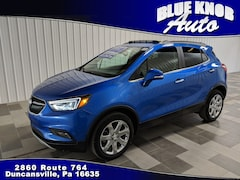 Pre-owned Vehicles for sale 2017 Buick Encore Premium SUV in Duncansville, PA