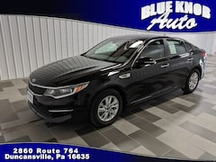 Buy a used 2018 Kia Optima LX Sedan for sale in Duncansville PA