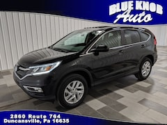 Buy a used 2016 Honda CR-V EX AWD SUV for sale in Duncansville PA